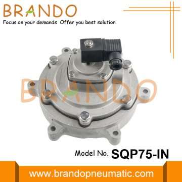 SQP75 Turbo Type Pulse Jet Valve 24V 220V