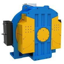Gearless Traction Machine for Elevator / Lift Mini9 Series