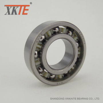Ball Bearing 6205 C3 For Conveyor Belt Idler Rollers