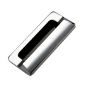 ZDC/Plastic Chrome-Plated Hidden Cabinet Handle