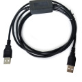 FTDI USB serial to serial usb PC to PC Communication Cable Null Modem Kable