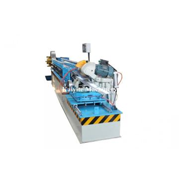 Fly Saw Aluminium Steel Rolling Door Making Machine