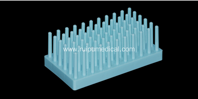 Test Tube Rack 66 Pillar for ¢12-15mm