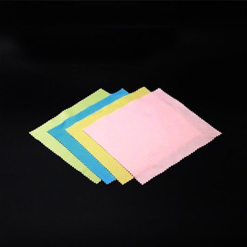 Chamois Glasses Cleaner Microfiber Glasses Cleaning Cloth For Lens Phone Screen Cleaning Wipes Eyewear 100*100cm Kitchen Towel