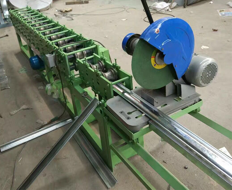 shutter door roll forming machine 9