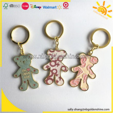 Promotion Bear Shape Key Chain