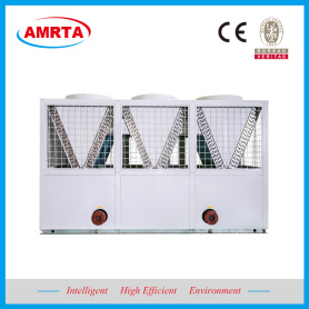 Modular Air Cooled Industrial Low Temperature Water Chiller