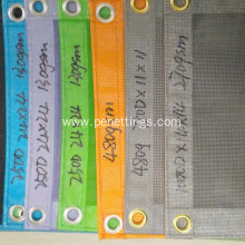 pvc coated mesh fabric construction safety fireproof net