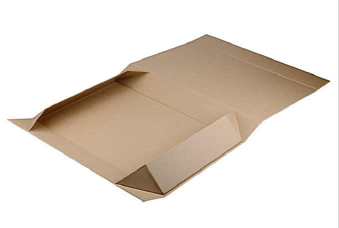 Collapsible Shaped Clothing Gift Paper Box
