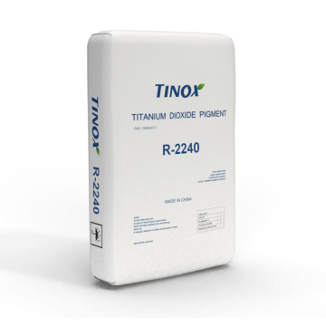 REACH certificated Tinox masterbatch grade pigment white r-2240