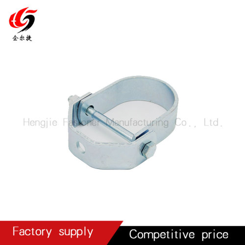 Hanger ceiling pipe system heavy duty pipe clamp