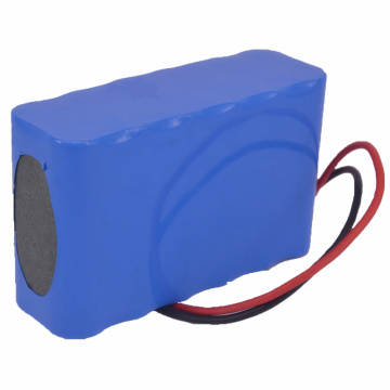 18650 2S6P 7.4V 13200mAh Lithium Ion Battery Pack