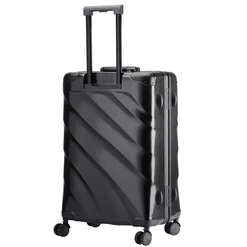 Abs Luggage Bag And Pc Trolley Luggage
