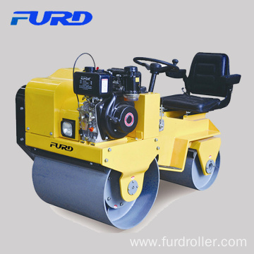 700kg ride on mini compactor roller (FYL-850)