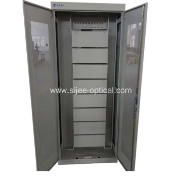 576 F Optical Fiber Distribution Frame ODF