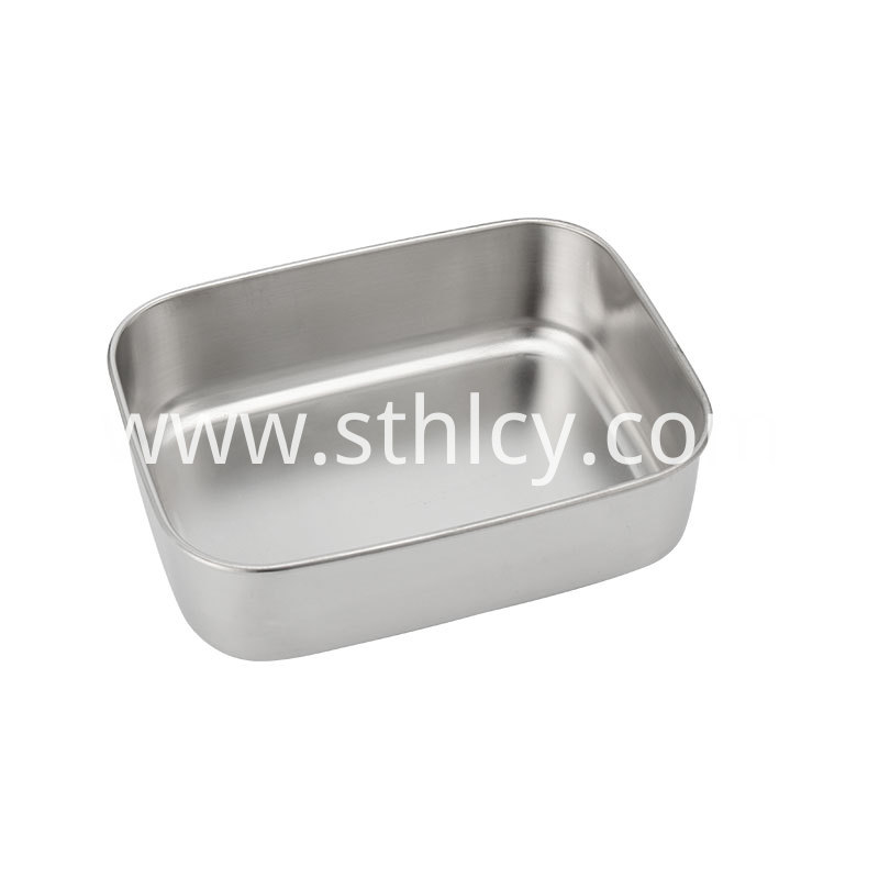 Stainless Steel Lunch Box 2