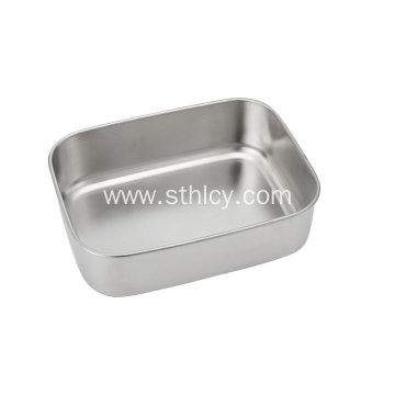 304 Stainless Steel Lunch Box