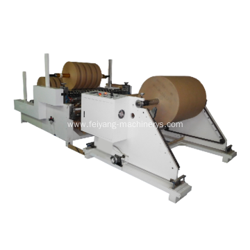 paper slitting machine for paper cord