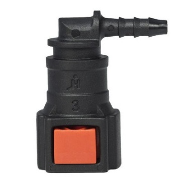 Urea Line Quick Connector 6.30 (1/4) - ID3 - 90° SAE