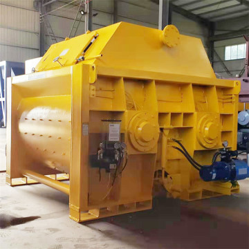 JS1500 centralized construction equipment  concrete mixer
