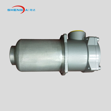 Heavy Machine Return Line Oil Filter Assembly