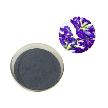 Health Supplement Raw Material blue pea flower Extract