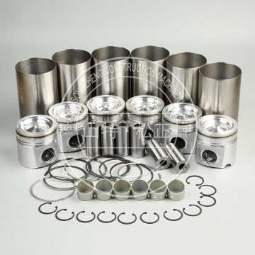 Komatsu parts PC200-8 engine parts serivce set