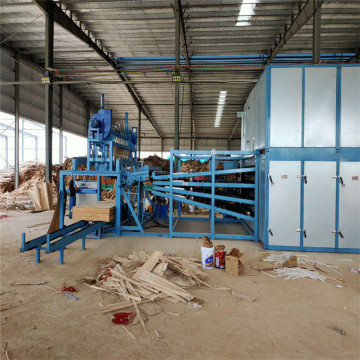 Core Veneer Roller Dryers Machines