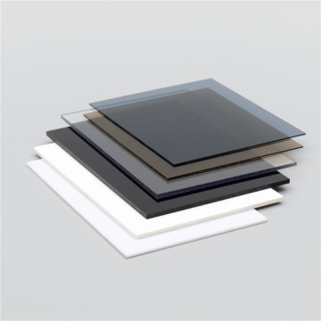 polycarbonate solid sheets for roofing