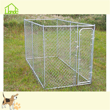 Large different sizes outdoor metal pet dog kennels