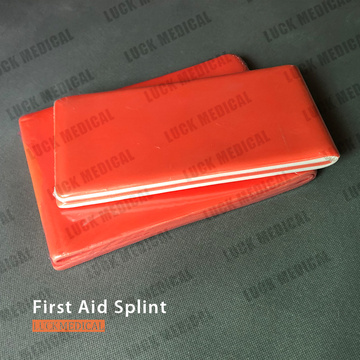 First Aid Splint For Immobilization