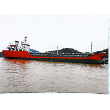2354 DWT Oil Tanker built in 2006