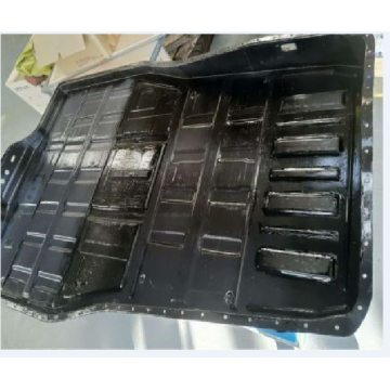 Electric vehicle battery molds