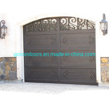 Decorative Metal Garage Door