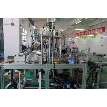 Face Mask Machine Disposable Surgical Face Mask Machine Automatic