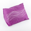 Airline decorative disposable non-woven pillowcases
