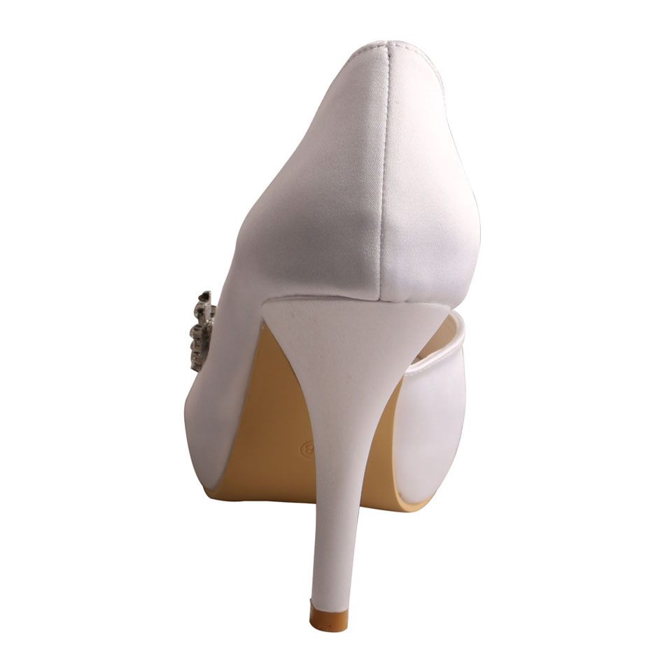 platform wedding shoes