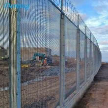 Factory Direct Durable Security Fencing for South Africa