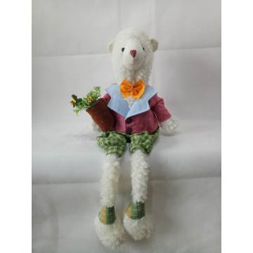 Easter Gifts-White Alpaca[SG19-C0201]