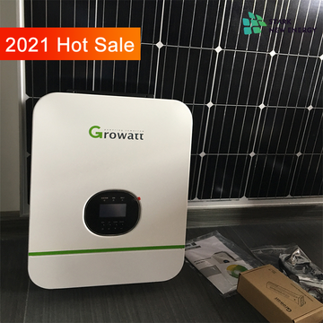 7KW Growatt Hybrid Solar Inverter