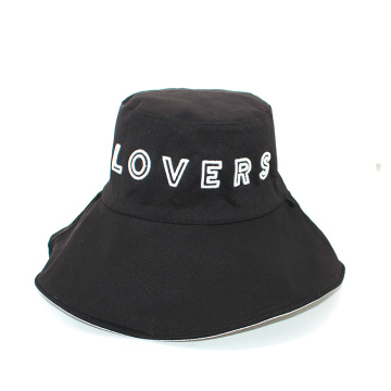 Cotton Custom Outdoor Bucket Hat embroidery patches