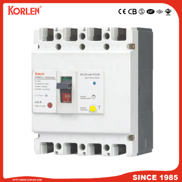 Moulded Case Circuit Breaker MCCB KNM1L CB 100A