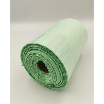 Bio-degradable Corn Starch Bioplastic Household Trash Bags