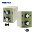 ManHua ST3PR electrical time relay Electronic Counter relays digital timer relay with socket base