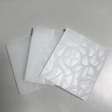 PP Sheet Polypropylene Plastic Backing Sheet