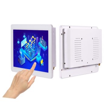White 10 inch android tablet PC