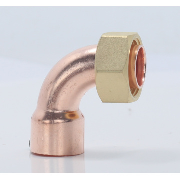 copper yorkshire tap connector