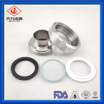 Tank Fittings Welding Union  Sight Glass