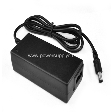36V1.5A AC / DC LED Mwenje Simba Adapter Supply