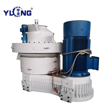 Yulong Palm Fibre Pellet Pressing Equipment